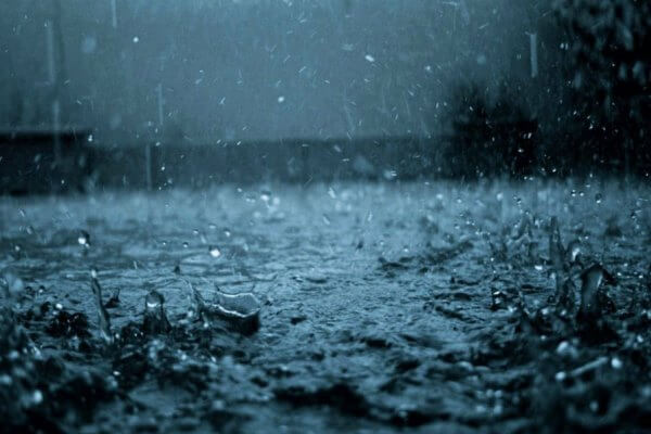 Por qué llueve