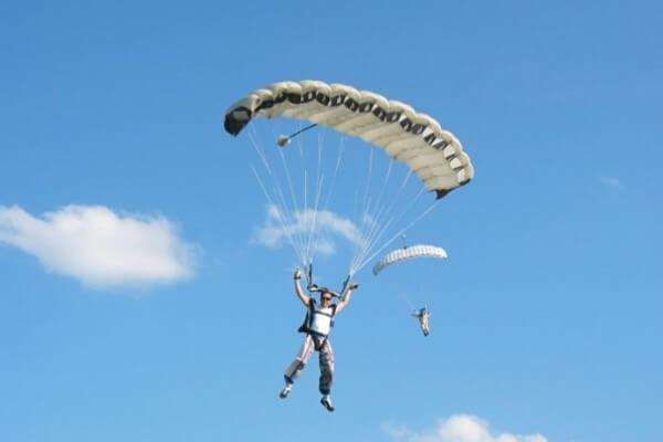 Qué es el paracaídas y cómo funciona