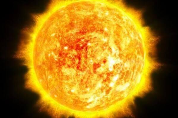 qué es el sol