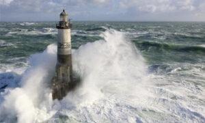 olas contra faro