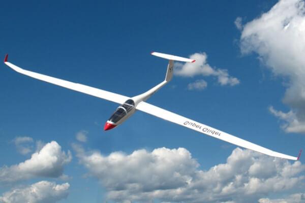 Cómo es un avión planeador o velero