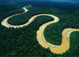 qué es un río