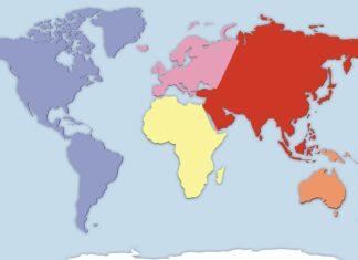 cuáles son los continentes