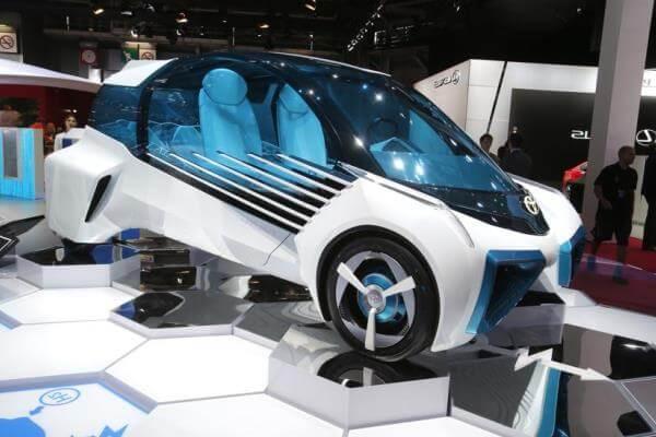 El futuro es el automóvil conectable