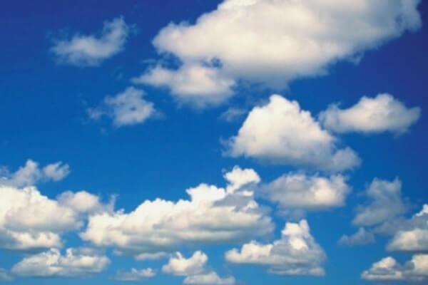 Qué son las nubes y cómo se forman