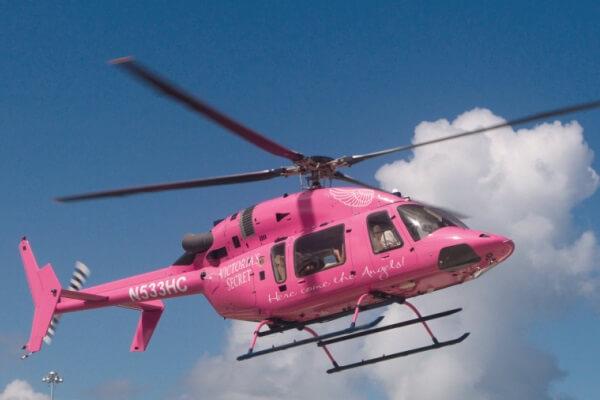 características del helicoptero