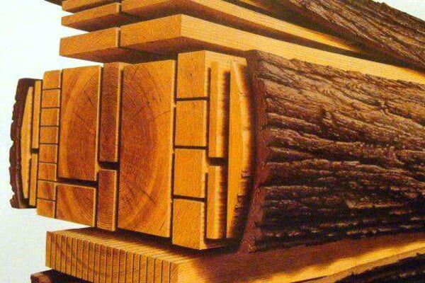 la madera como se obtiene