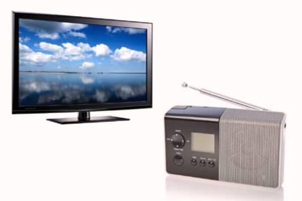 Cómo se transmite las ondas de radio y televisión