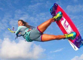 Cómo se hace una tabla de kitesurf