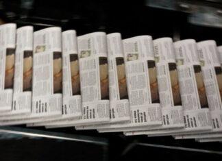 Cómo se hace un periódico