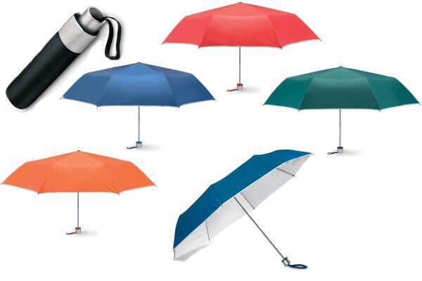 Cómo se fabrican los paraguas