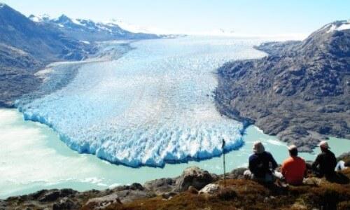 Cómo se forma un glaciar
