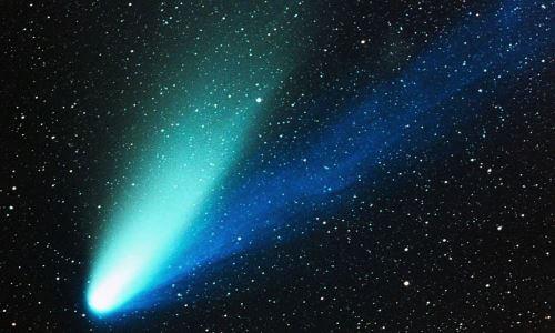 caracteristicas de los cometas explicado para ninos