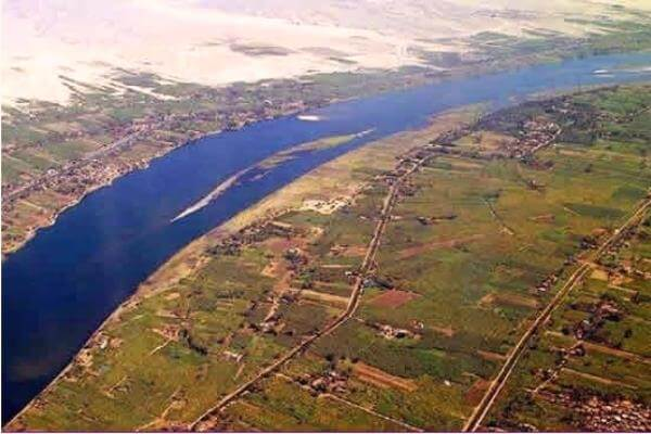 el río más largo del mundo