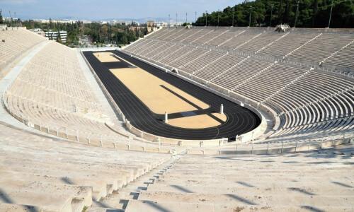 estadio primera olimpiadas moderas