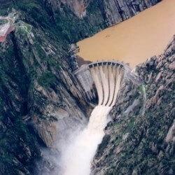 las centrales hidroelectricas mas grandes del mundo