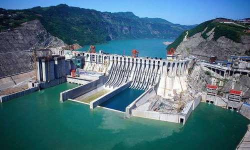 características de una central hidroeléctrica