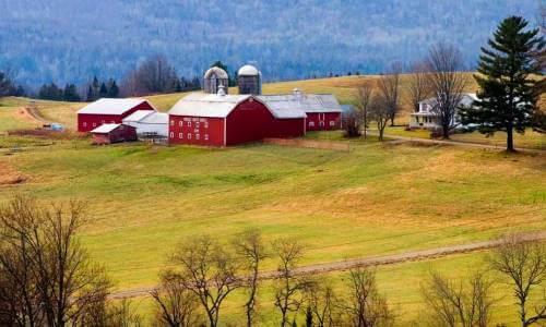 partes de una granja