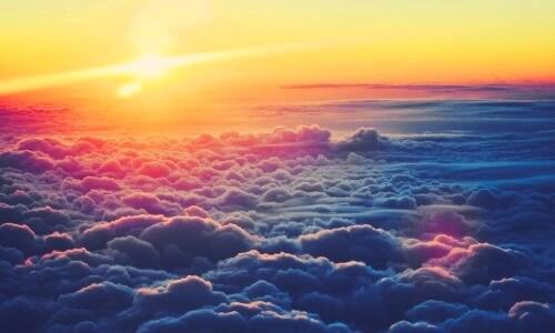 Por qué hay nubes bajas y nubes altas