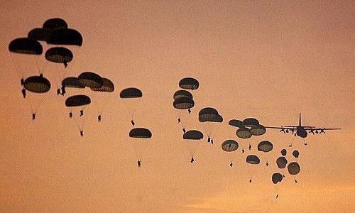 Qué es el paracaídas