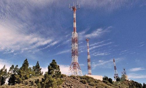 antenas repetidoras de radio