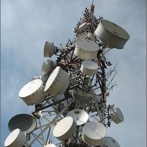 estación repetidora de tv - Antena repetidora de TV