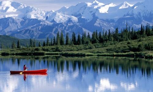 los principales lagos del mundo