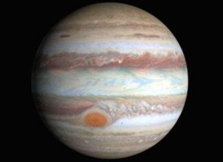 cómo es júpiter planeta
