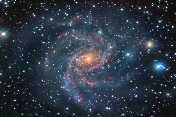 agrupación de las estrellas