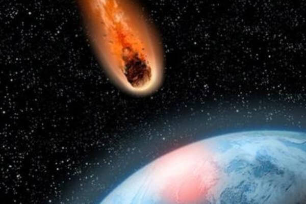 qué es un meteorito para niños