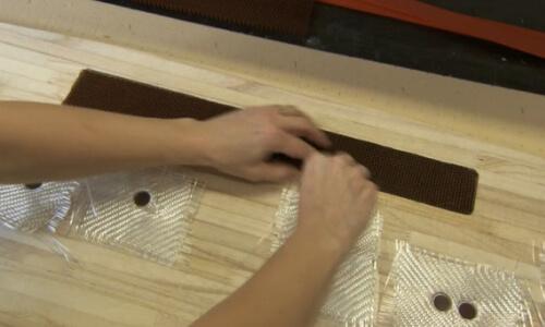cómo fabricar una tabla de kitesurf