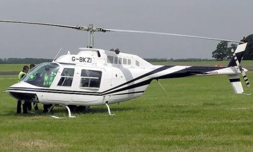 helicóptero definición