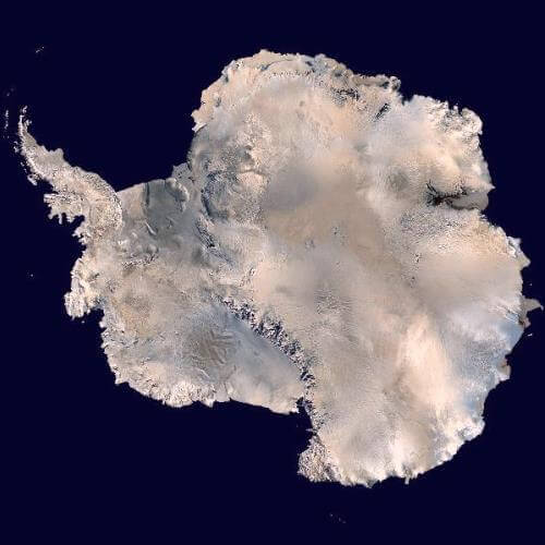 foto continente Antártida