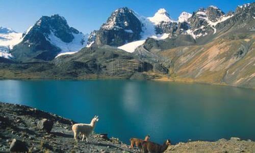 lago mas alto del mundo titicaca