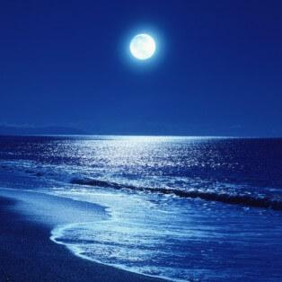 luna mareas