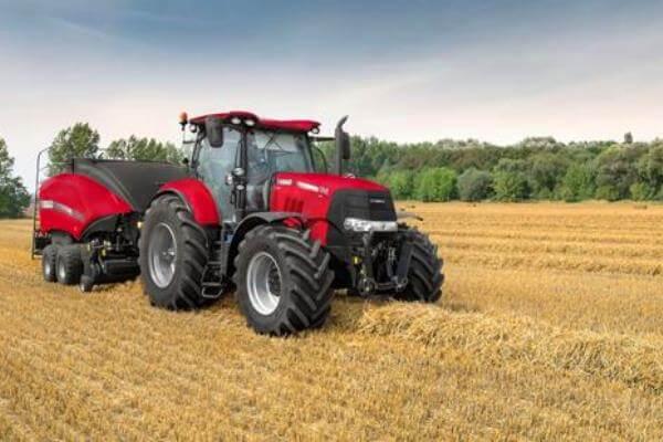 uso del tractor