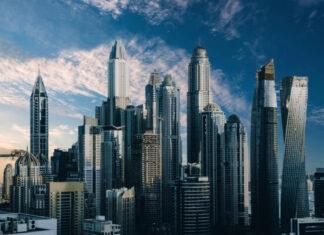 cómo se contruyen los rascacielos