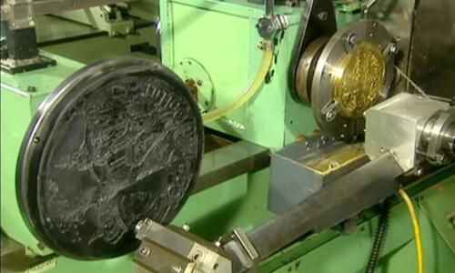 fabrica nacional de moneda