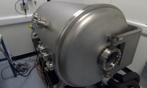 pruebas de resistencia satélites artificiales
