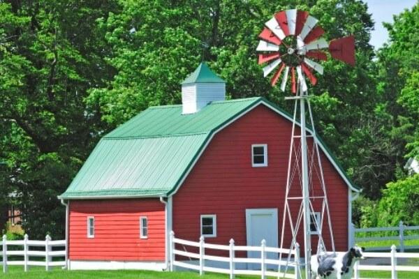 qué trabajos se hace en una granja