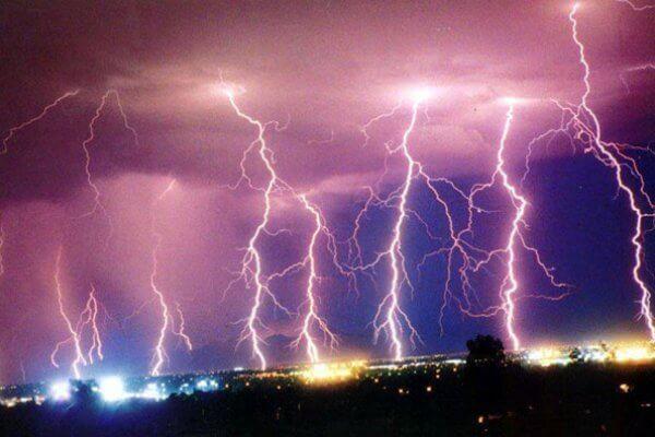 cómo se forman las tormentas