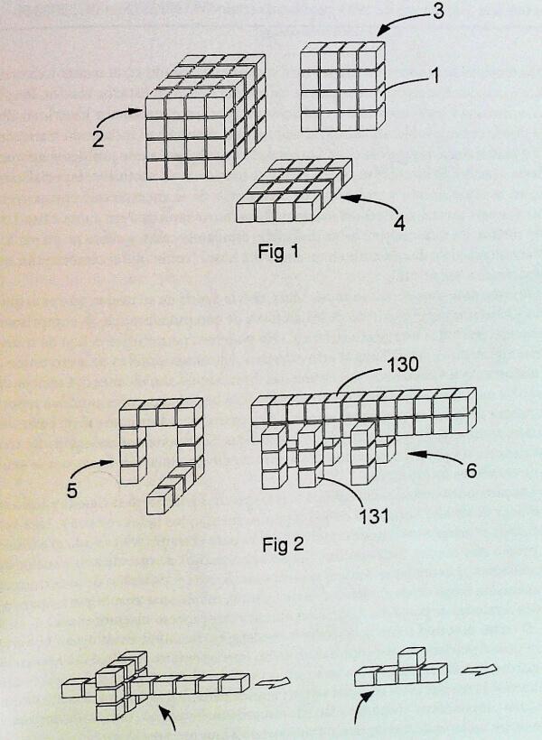Patente estructura programable