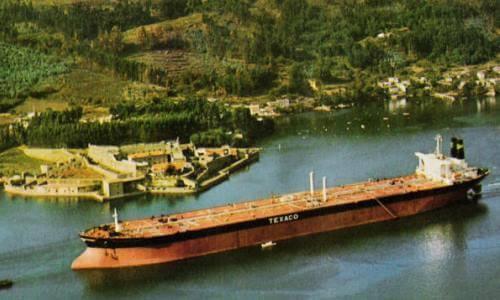 qué es un barco petrolero