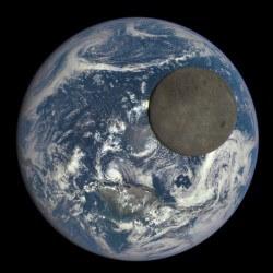 tamaño luna tierra