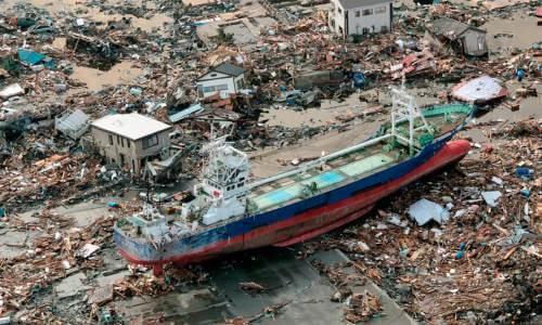 tsunami olas