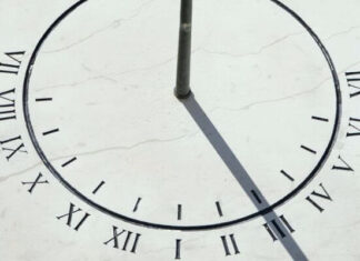 Qué es y cómo funciona un reloj de sol