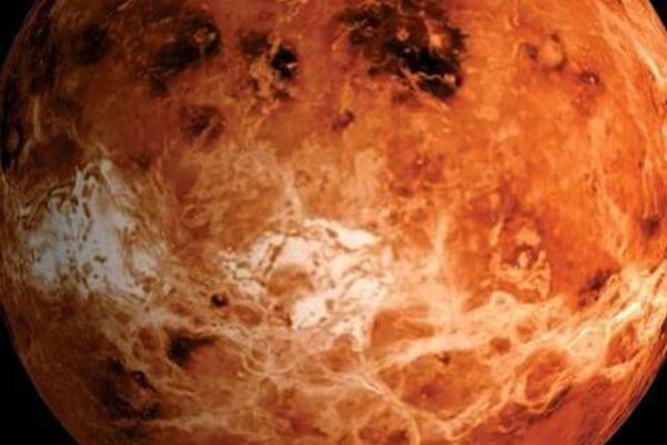 principales características del planeta venus
