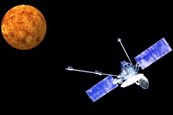 la exploración del planeta Venus