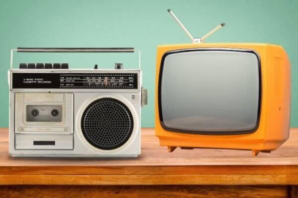 Funcionamiento tv y radio