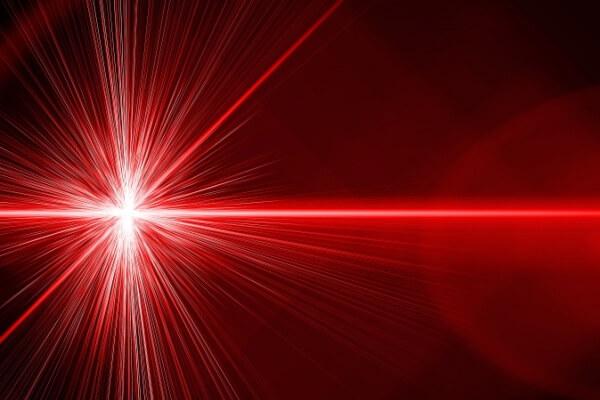 qué es el rayo láser